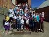 25 лет хору Успенской Церкви. Выпуск учеников воскресной школы