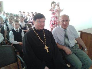День православной книги в школе им. Калинина