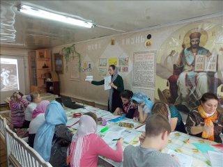 Открытые уроки в воскресной школе