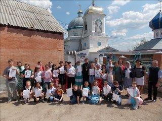 Завершение учебного года воскресной школы Горлица
