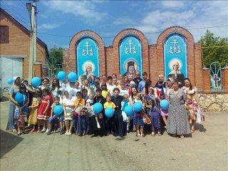 Выпускной в Воскресной школе