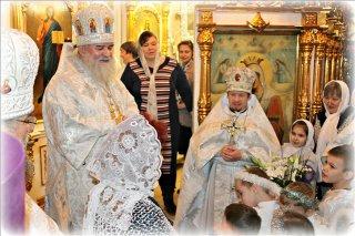 Владыка посетил г. Бугуруслан