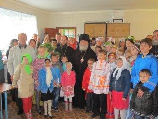 День Святой Троицы в воскресной школе