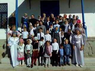 Начало учебного  года 2017-2018г.г. в воскресной школе