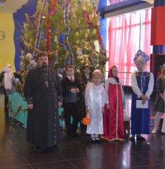 Праздник Рождества Христова в ВШ  2018г.