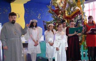 Рождество Христово в воскресной школе