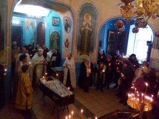 Светлая память монахини Евгении.