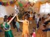 Дети из воскресной школы посетили детей в Аистенке