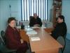 Рабочая встреча иерея Михаила Савочкина с директором МБОУ СОШ №2 г. Бугуруслана Н.А. Севрюковым