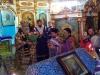 В четвертую неделю Великого Поста Владыка посетил г. Бугуруслан