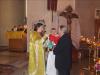 Служба преосвященного епископа Алексия в храме Святой Троицы с. Староборискино